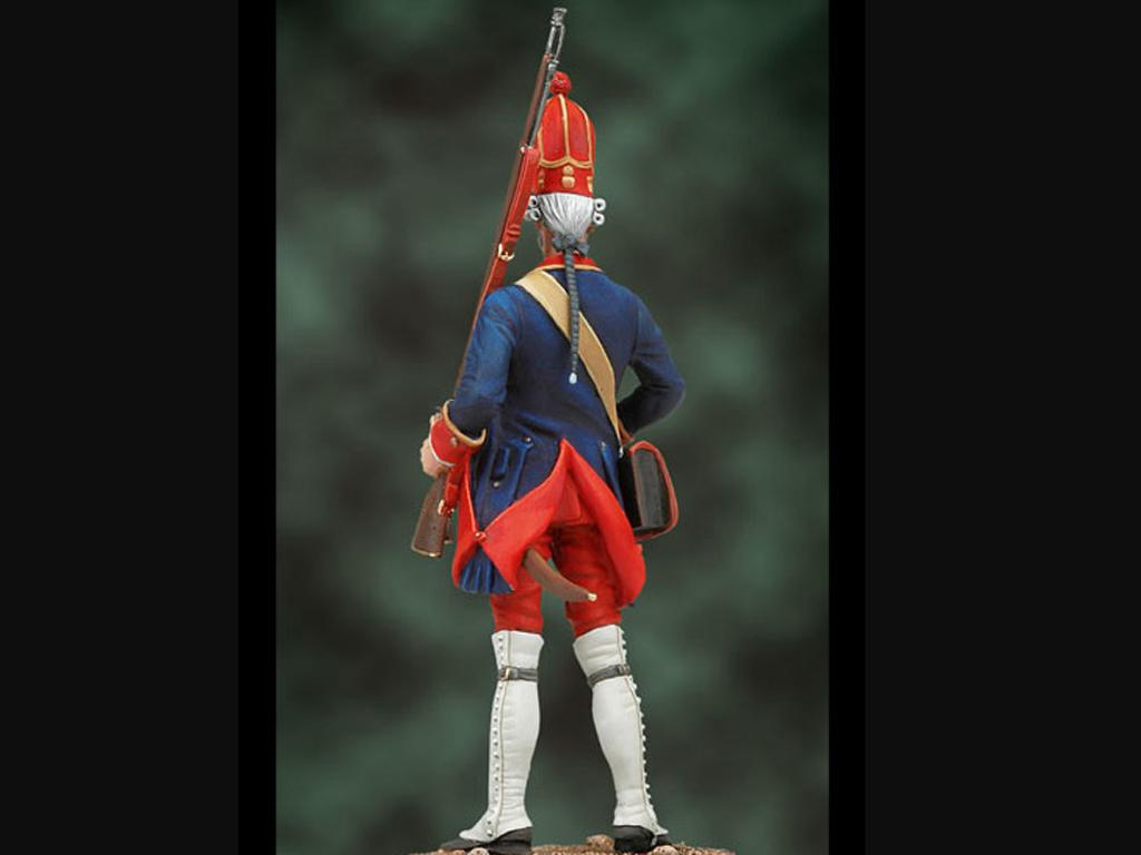 Granadero, 1ST Red Life Batallion 1720 (Vista 3)