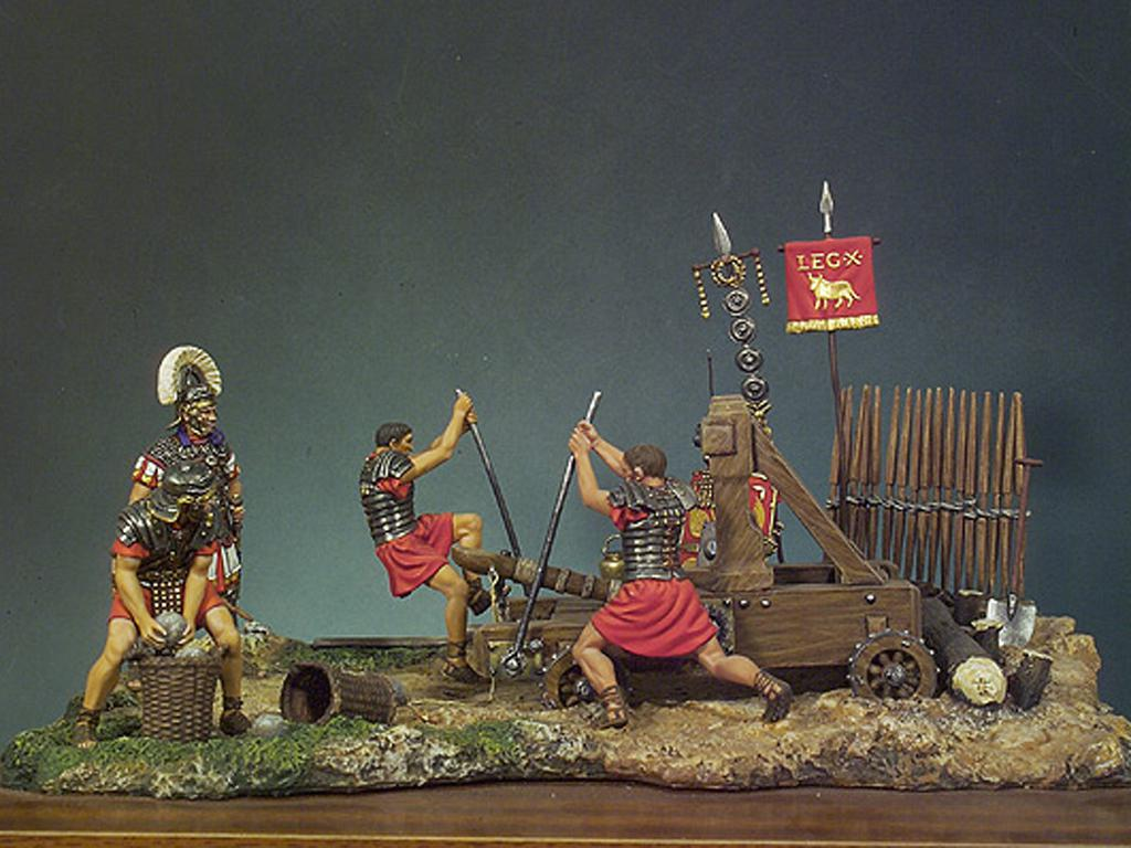 Catapulta Romana (Vista 1)