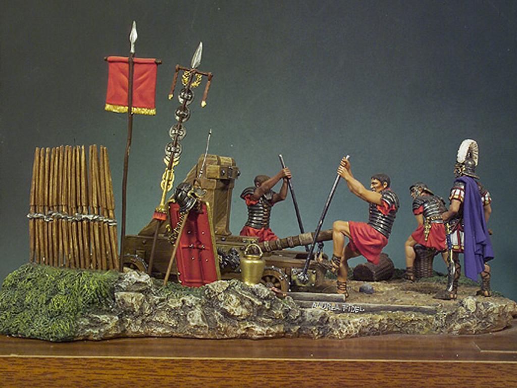 Catapulta Romana (Vista 2)