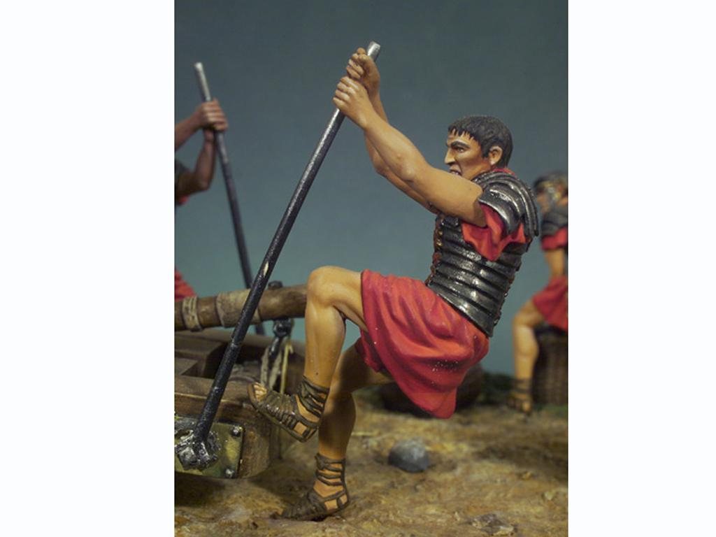 Catapulta Romana (Vista 3)