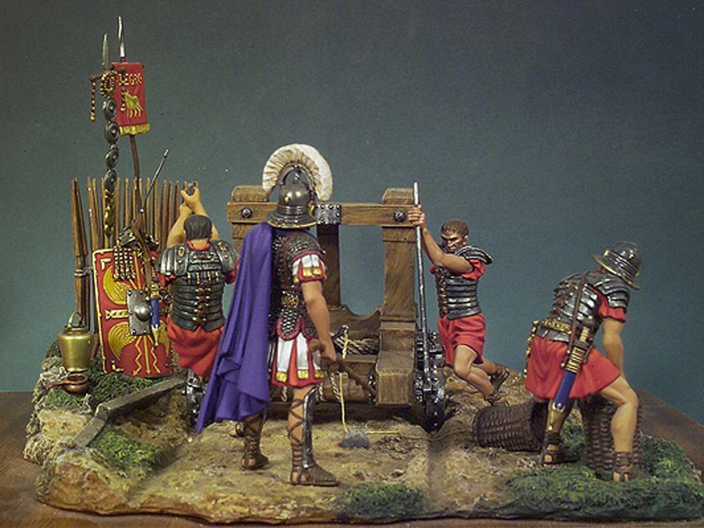 Catapulta Romana (Vista 4)