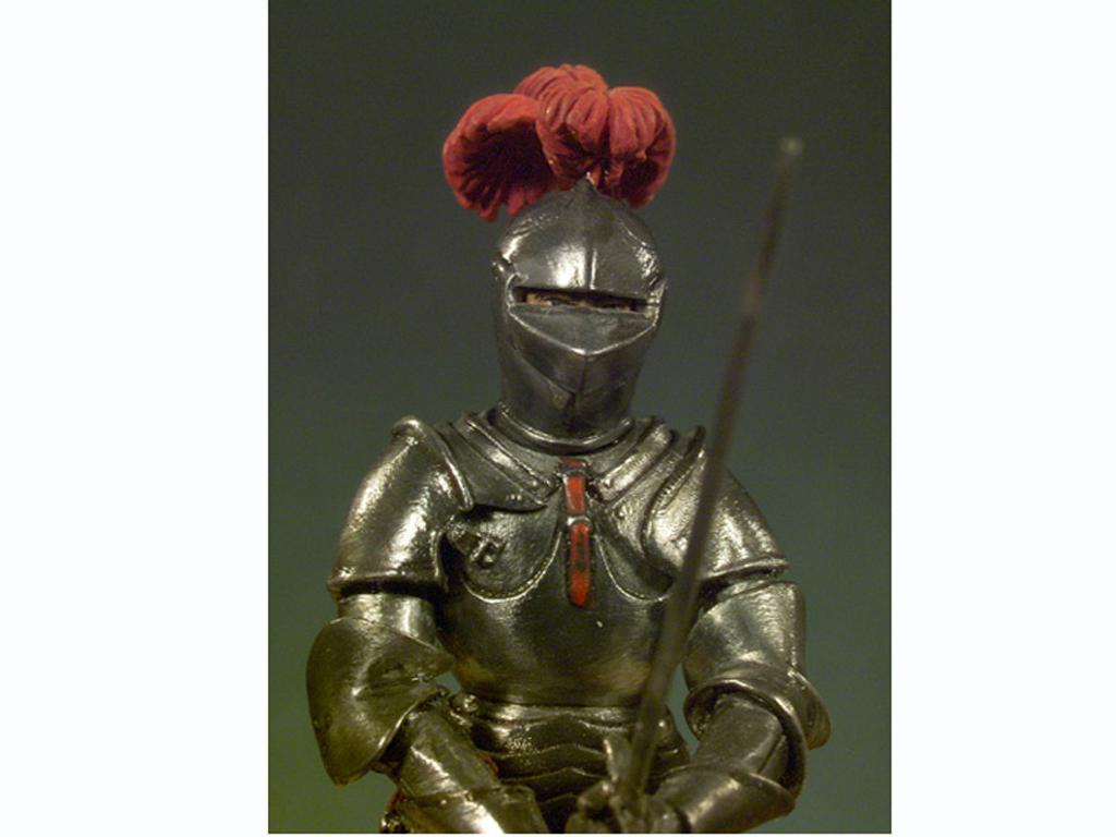 Caballero Italiano 1450 (Vista 2)