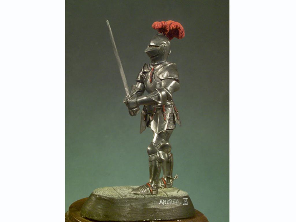 Caballero Italiano 1450 (Vista 3)