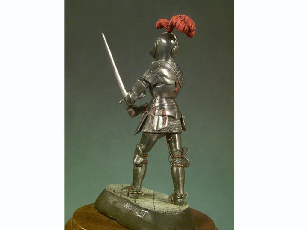 Caballero Italiano 1450 (Vista 4)