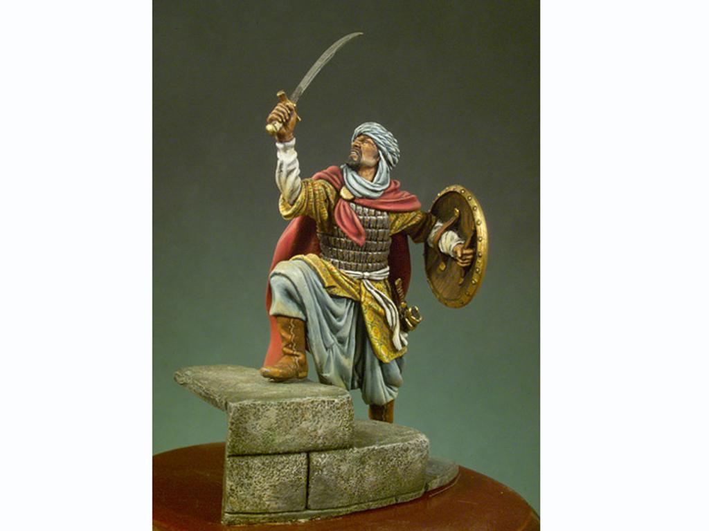 Caballero Arabe 1250 (Vista 1)