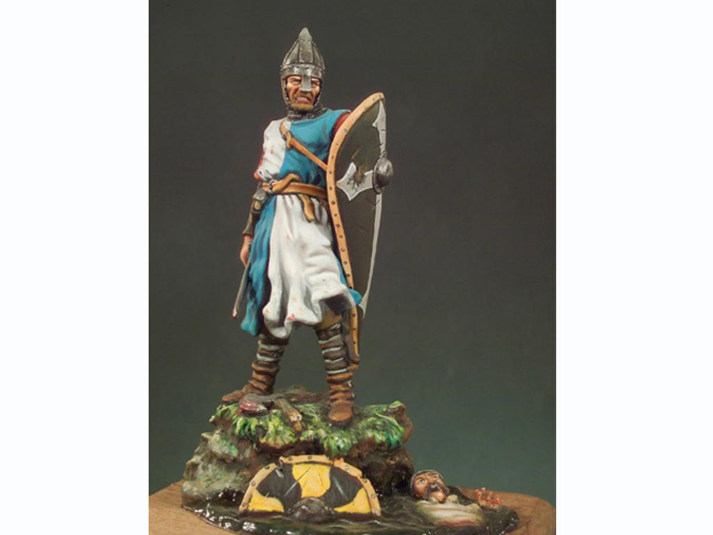 Caballero Normando , Hastings 1066 (Vista 1)