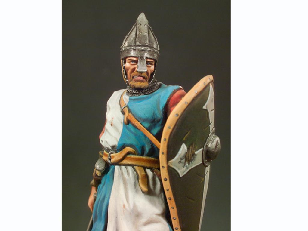 Caballero Normando , Hastings 1066 (Vista 2)