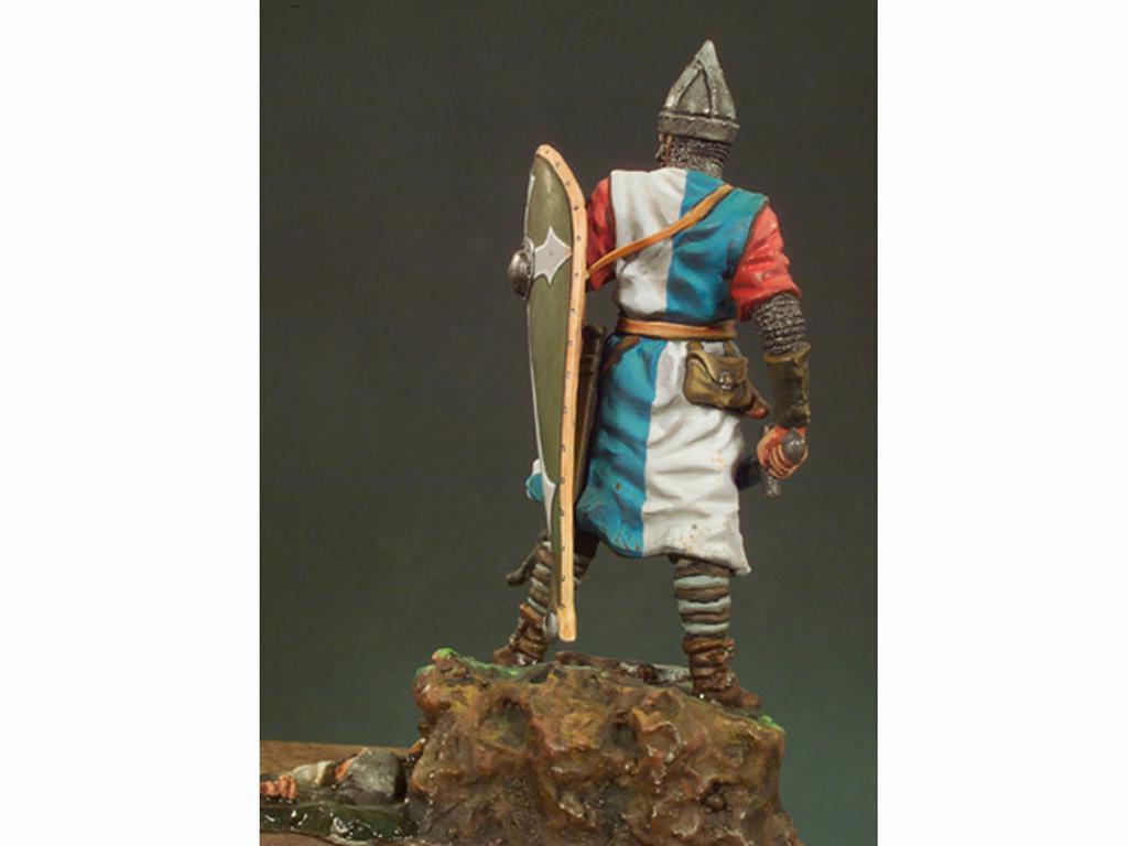 Caballero Normando , Hastings 1066 (Vista 3)