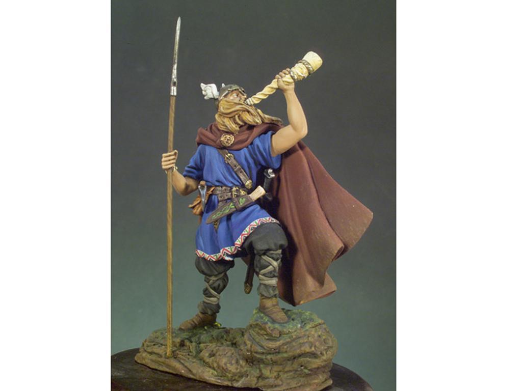 Guerrero Vikingo, año 900 (Vista 1)