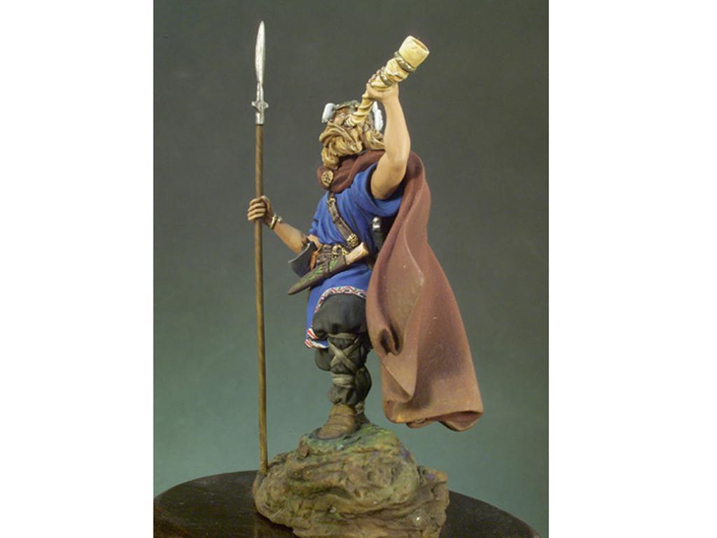 Guerrero Vikingo, año 900 (Vista 4)