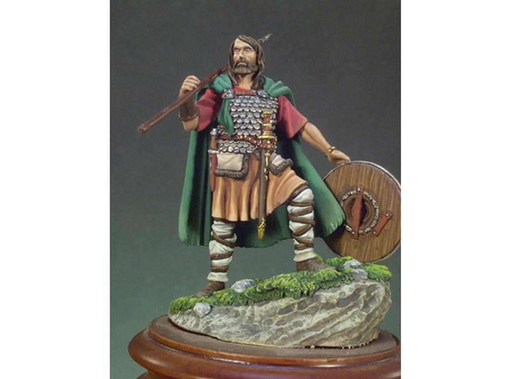 Jefe de clan galés  año 1270 (Vista 1)