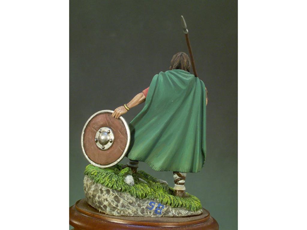 Jefe de clan galés  año 1270 (Vista 3)