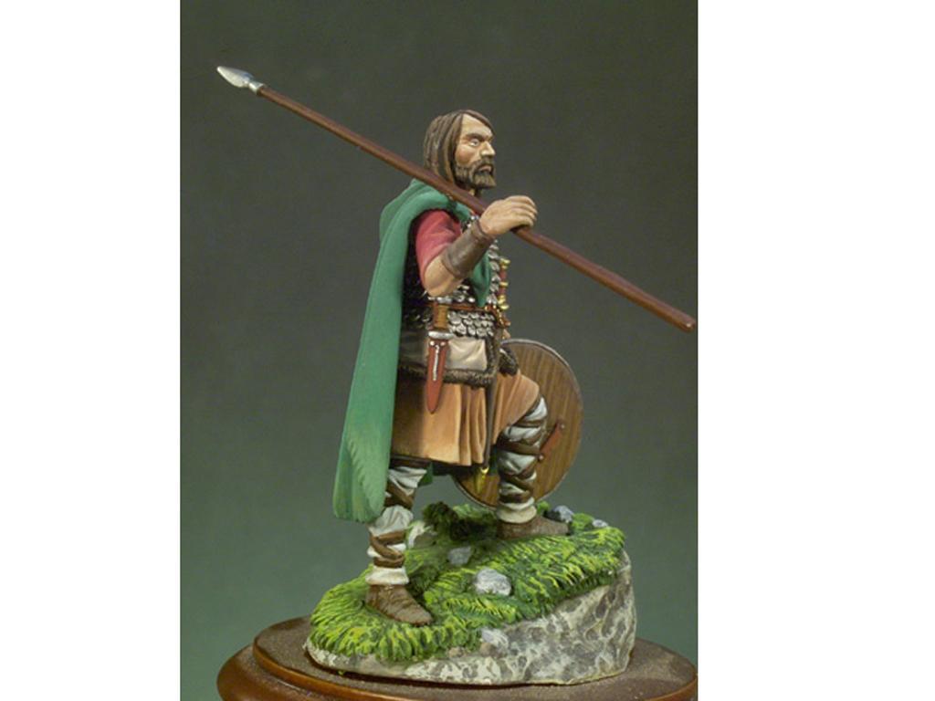 Jefe de clan galés  año 1270 (Vista 4)