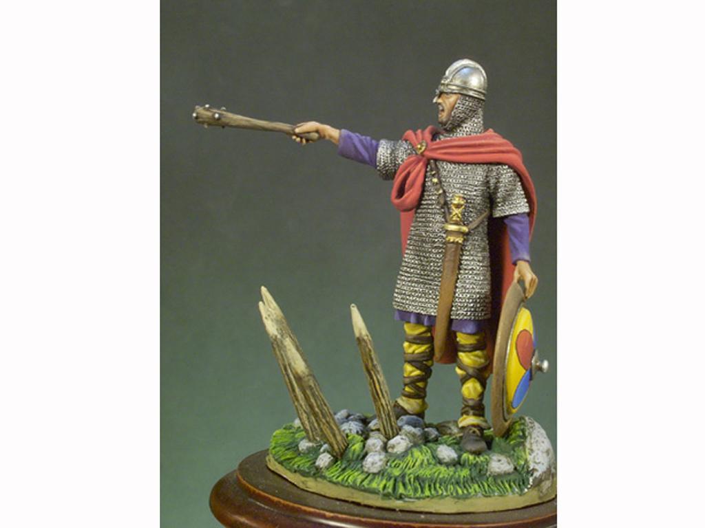 Guerrero Franco año 850 (Vista 1)