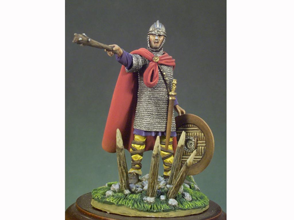 Guerrero Franco año 850 (Vista 3)