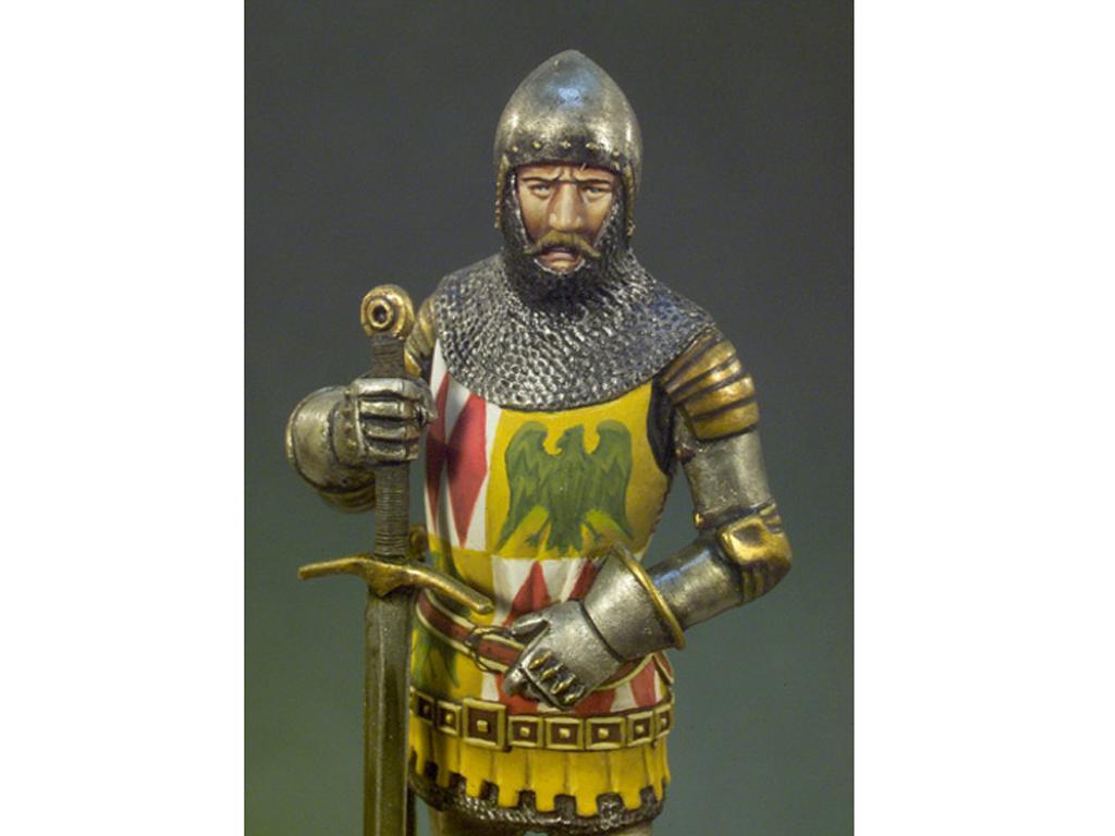 Caballero Inglés año 1400 (Vista 3)
