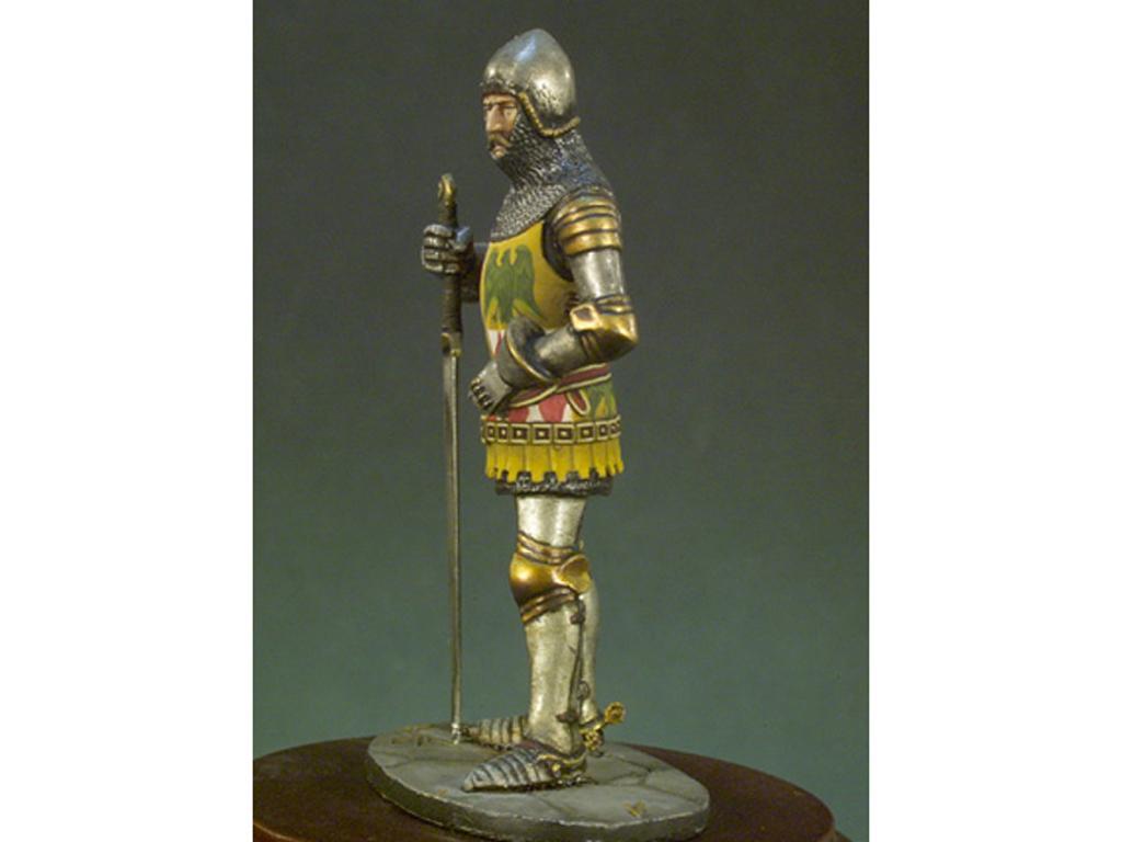 Caballero Inglés año 1400 (Vista 4)