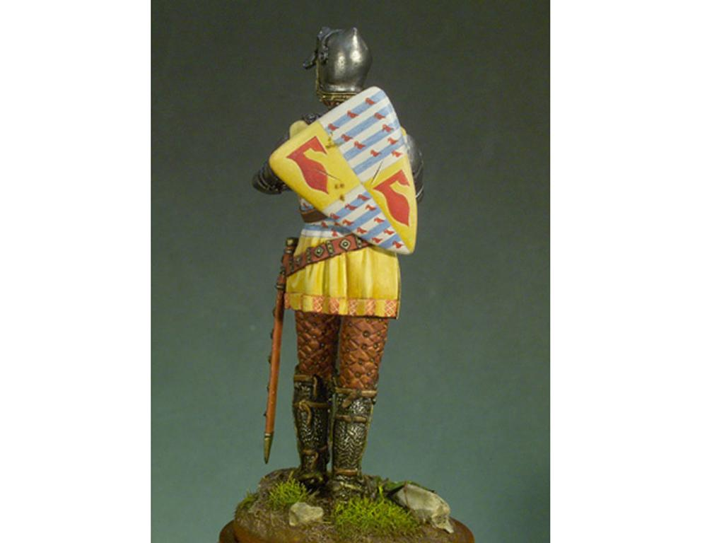 Lawrence Hastings año 1340 (Vista 2)