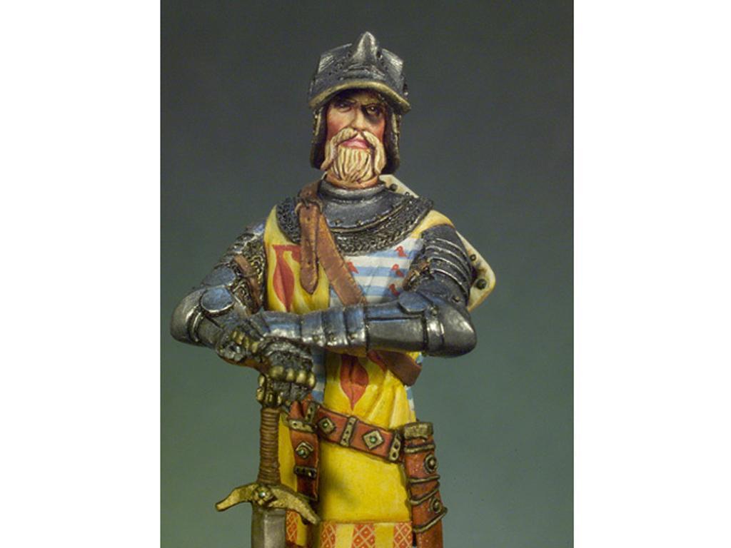 Lawrence Hastings año 1340 (Vista 3)