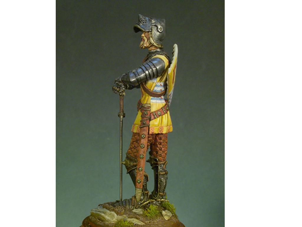 Lawrence Hastings año 1340 (Vista 4)