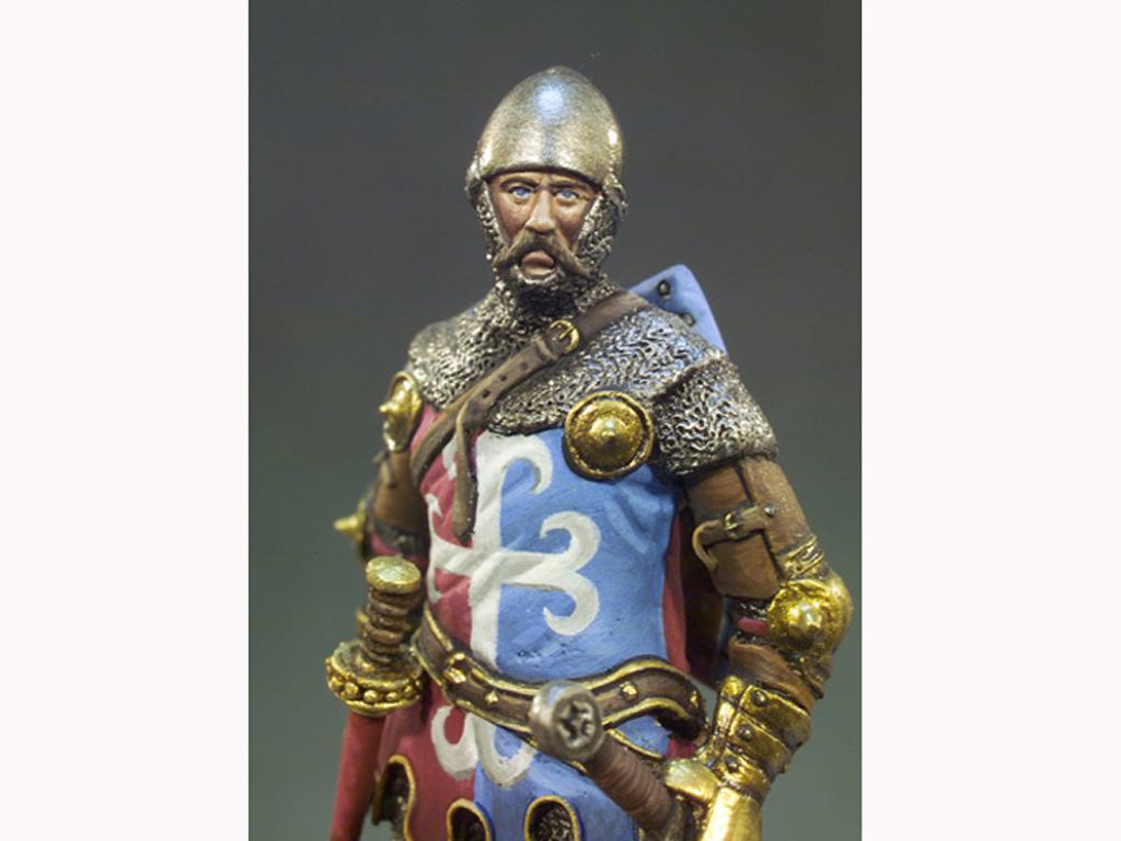 Caballero año 1325 (Vista 2)