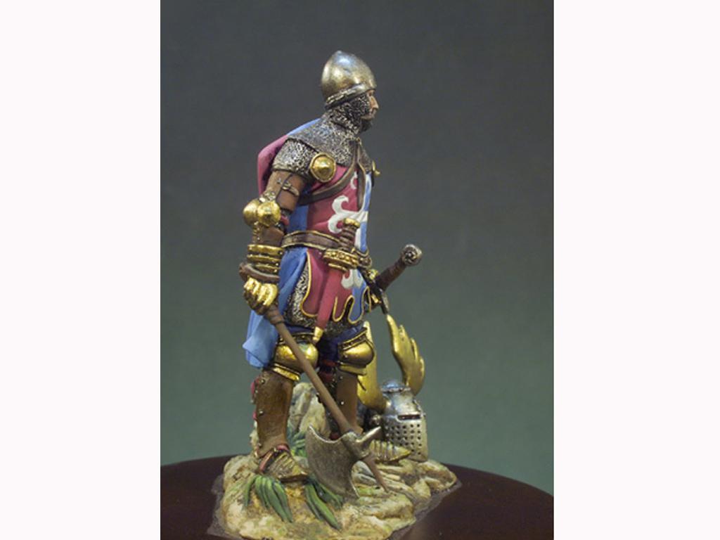 Caballero año 1325 (Vista 4)