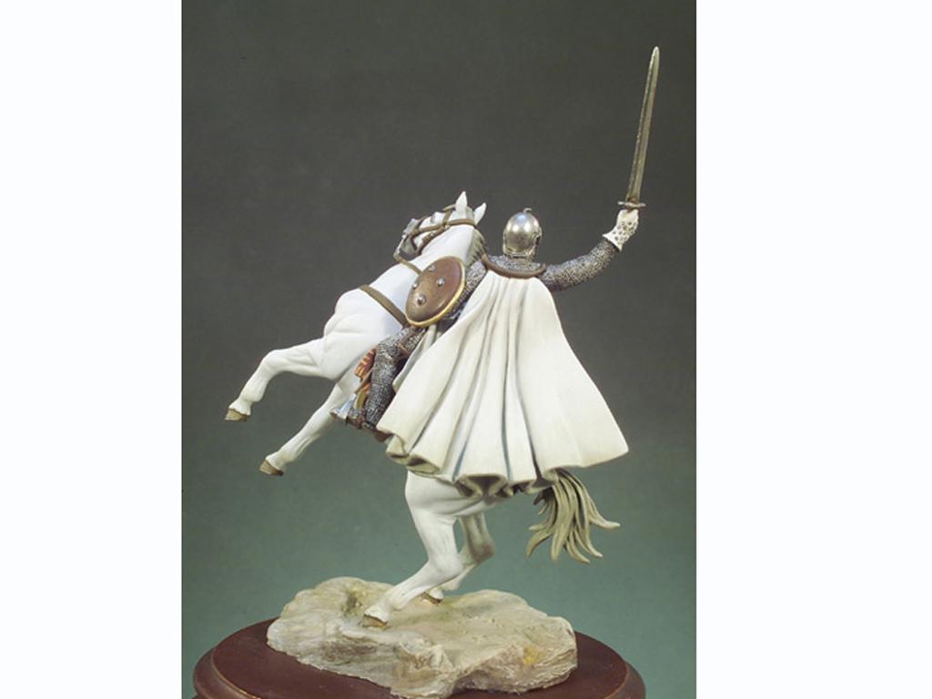 El Cid a caballo (Vista 4)