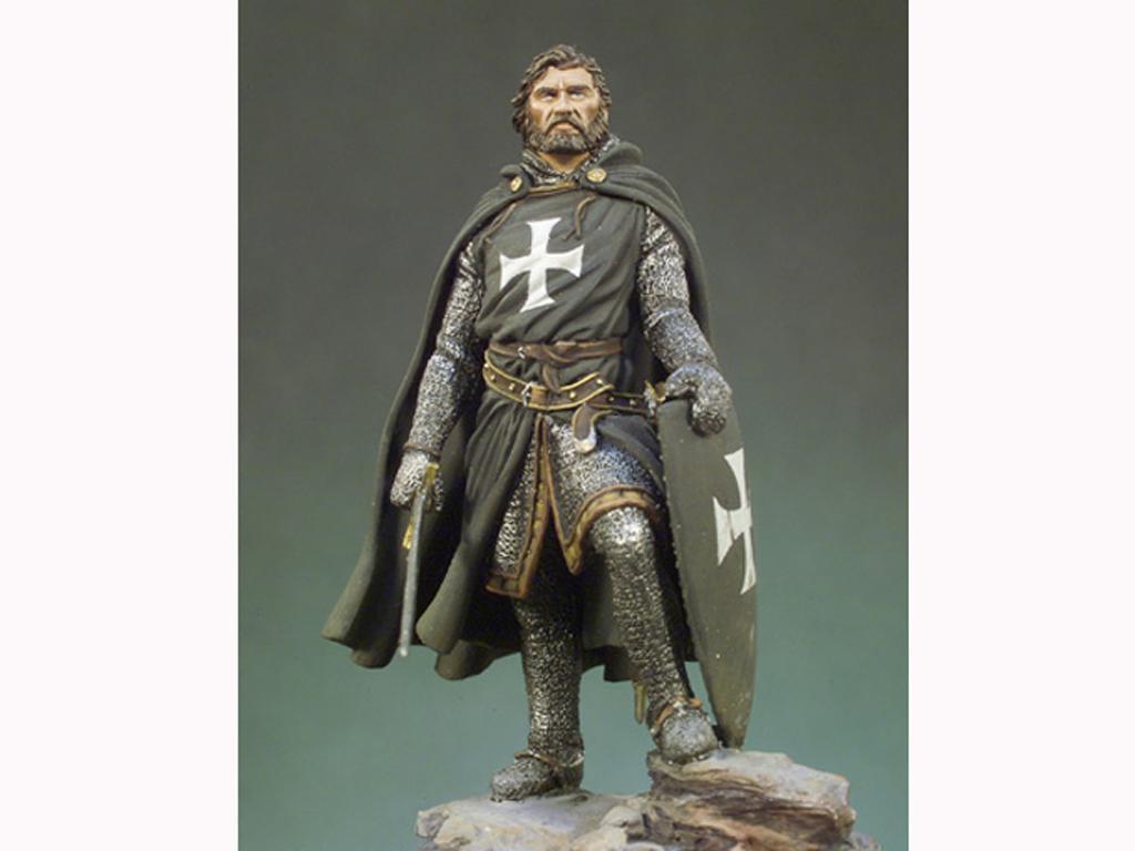 Caballero Hospitalario año 1250 (Vista 3)