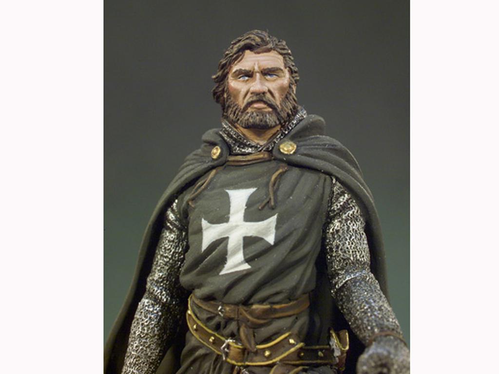 Caballero Hospitalario año 1250 (Vista 4)