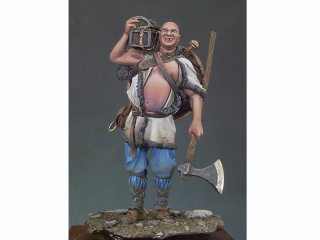El  Saqueador año 900 D.C (Vista 1)