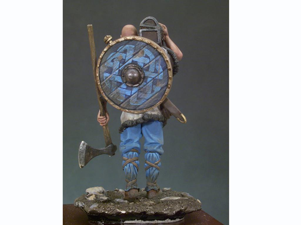 El  Saqueador año 900 D.C (Vista 2)