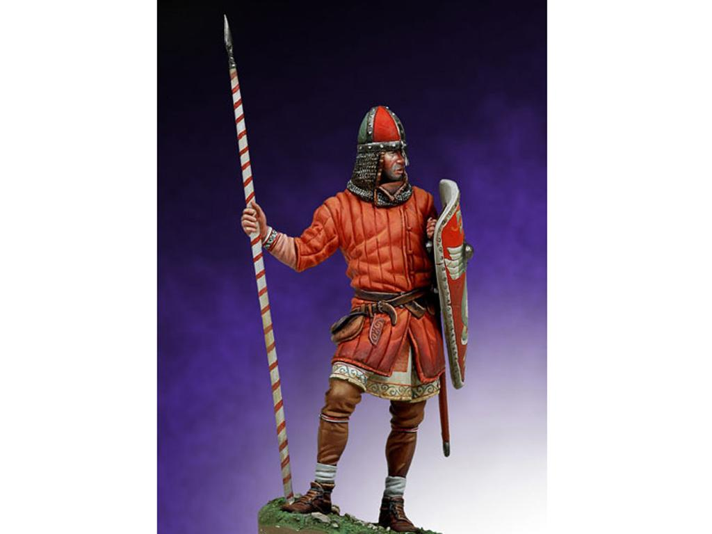 Guerrero Normando, Batalla de Hastings, (Vista 2)