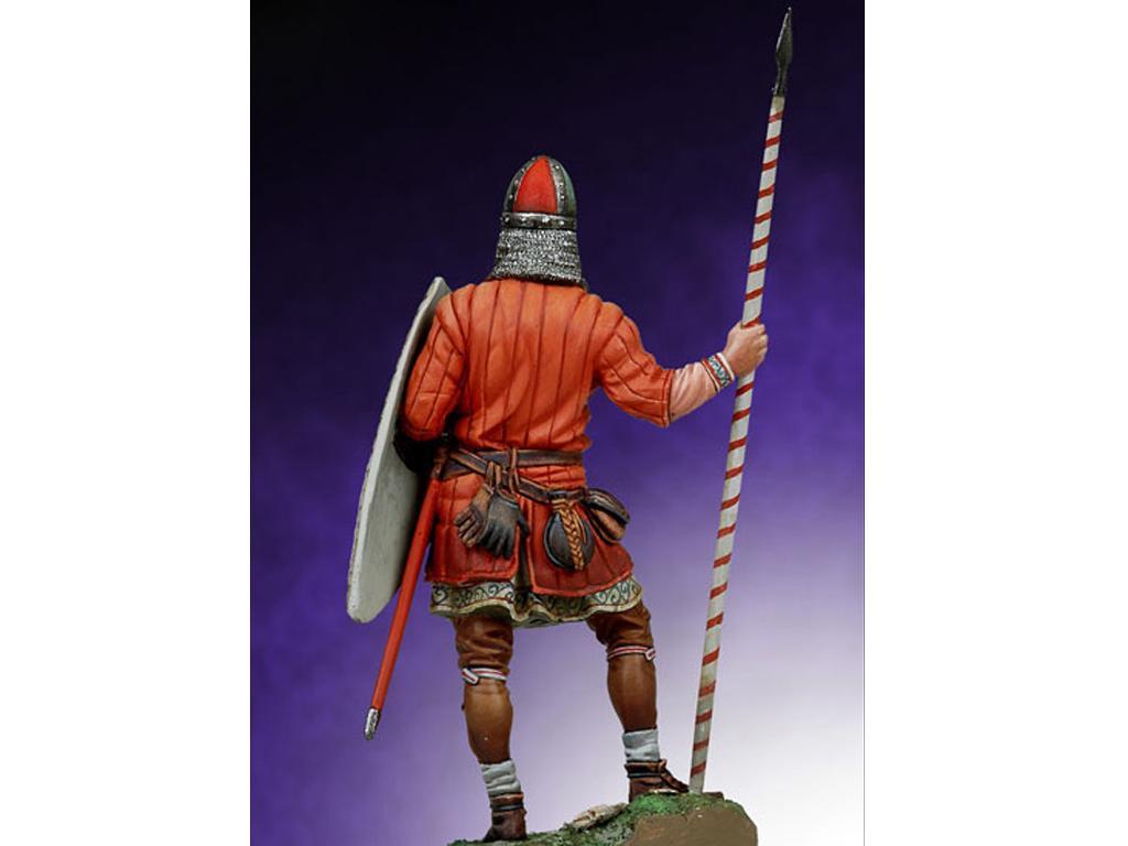 Guerrero Normando, Batalla de Hastings, (Vista 4)