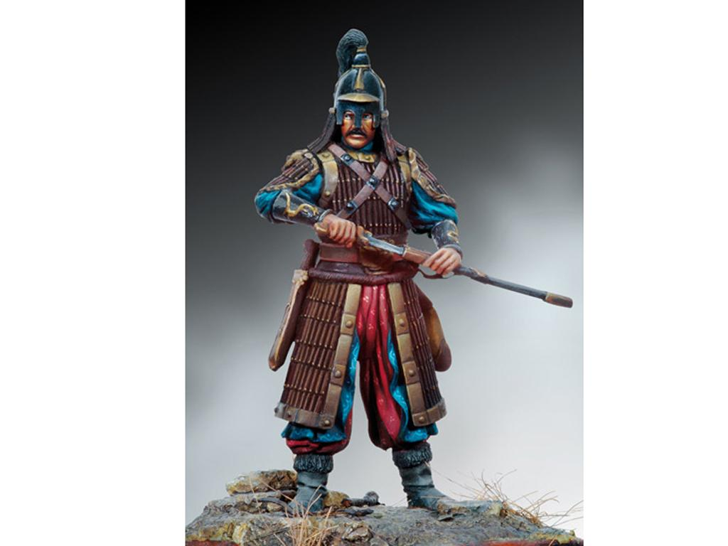 General Mongol, 1343 d.C. (Vista 1)