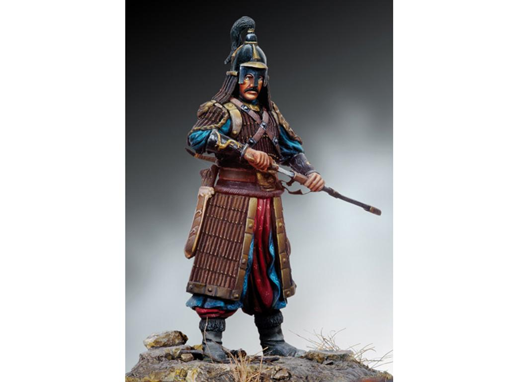 General Mongol, 1343 d.C. (Vista 2)
