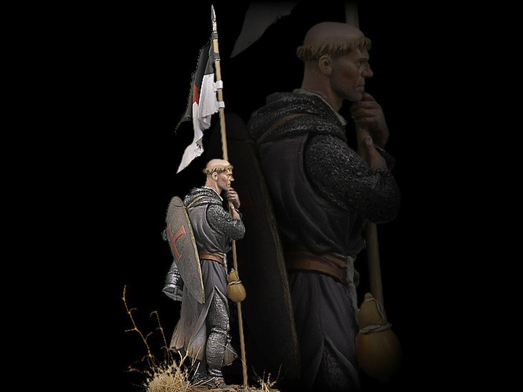 Sargento Templario C.1150 A.D. (Vista 2)