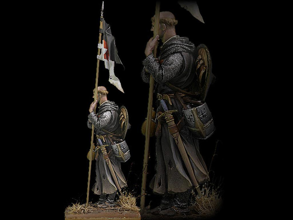 Sargento Templario C.1150 A.D. (Vista 3)