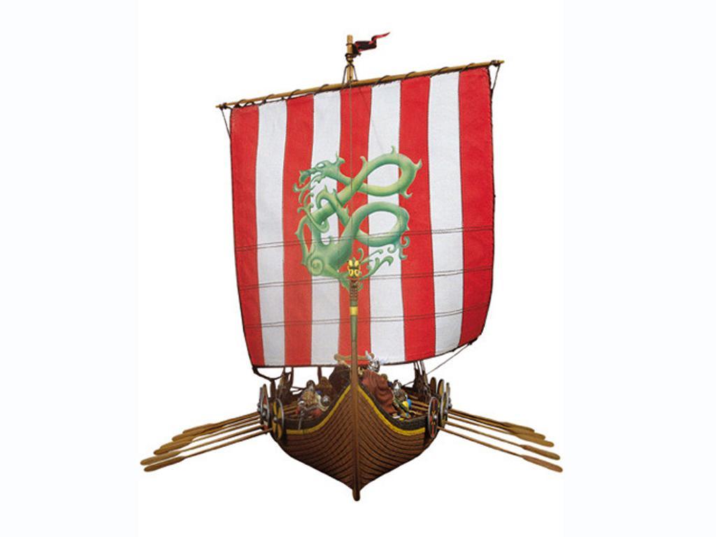 Barco Vikingo (Vista 4)