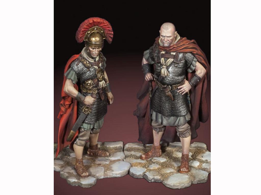 Legionario Romano I B.C. (Vista 2)