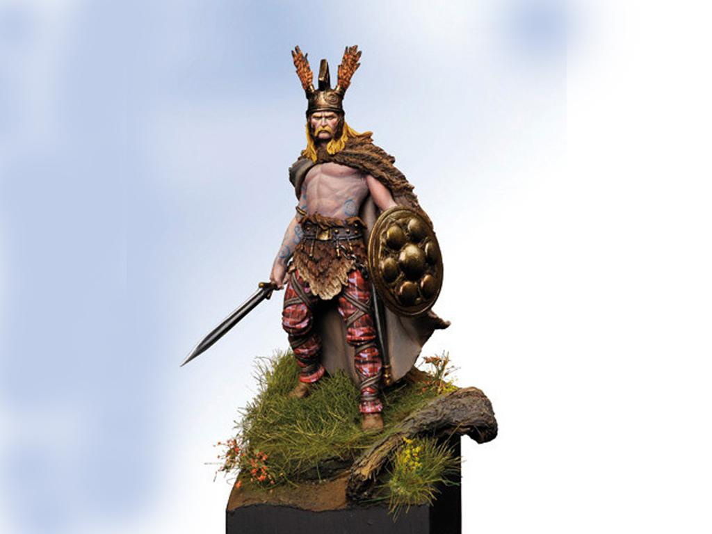Vercingetorix, 52 A.C. (Vista 1)