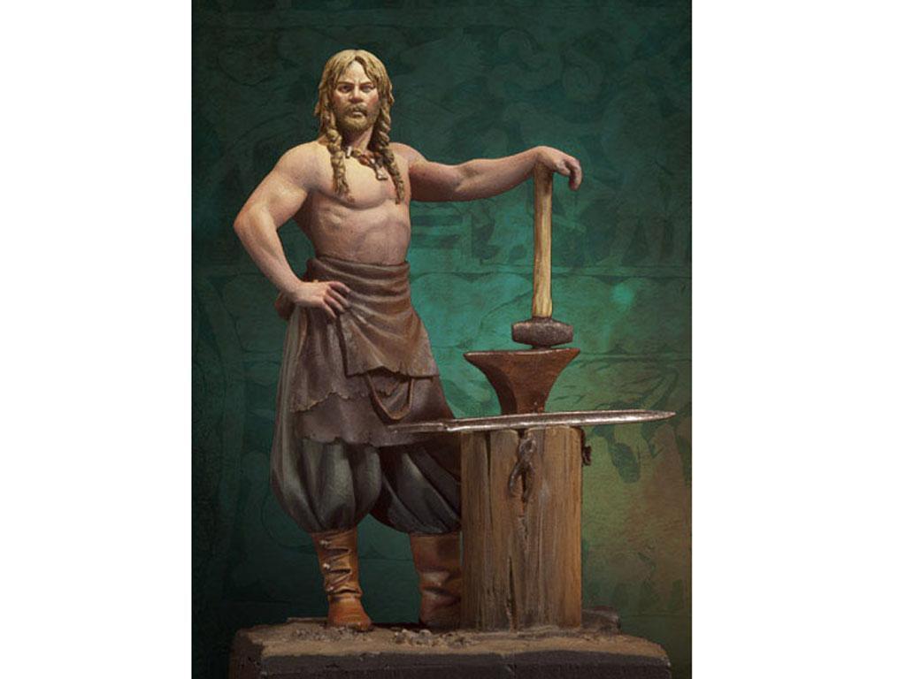 Norse Blacksmith 750 A.D. (Vista 1)