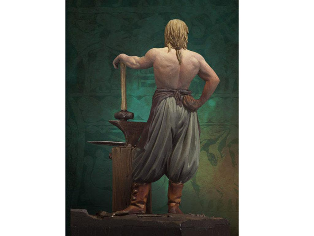 Norse Blacksmith 750 A.D. (Vista 4)