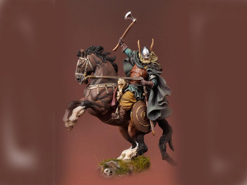 Vikingo a caballo 850 DC (Vista 2)