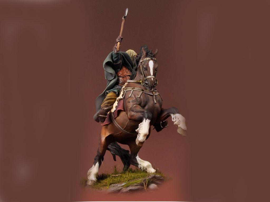 Vikingo a caballo 850 DC (Vista 3)