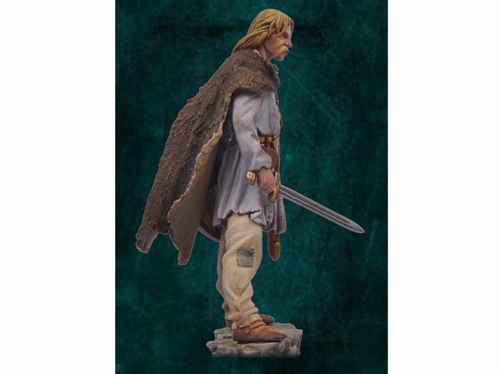 Vikingo Swordsman 925 D.C (Vista 3)