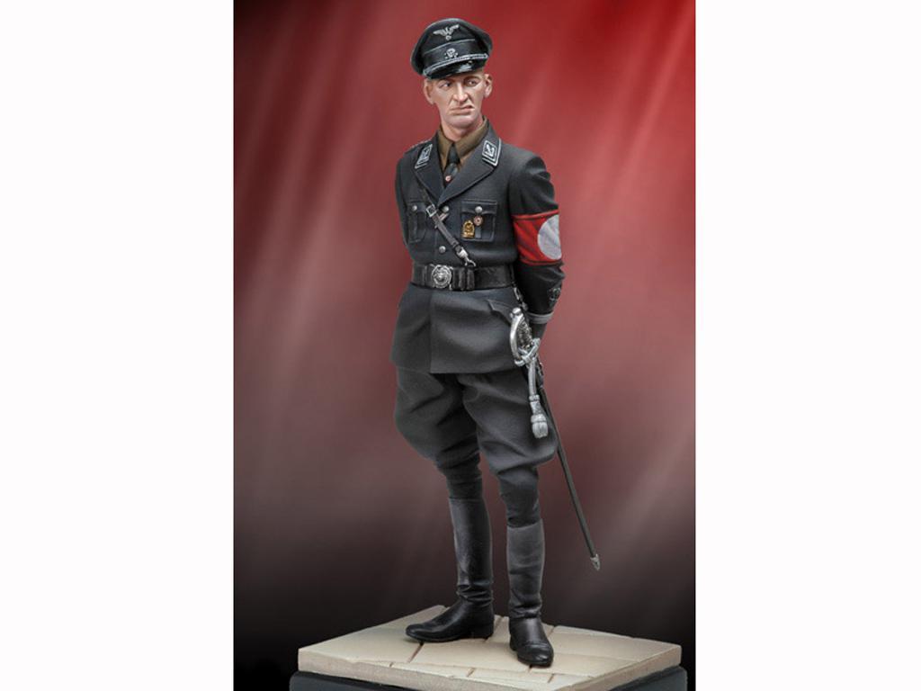 Reinhard Heydrich, 1937 (Vista 1)