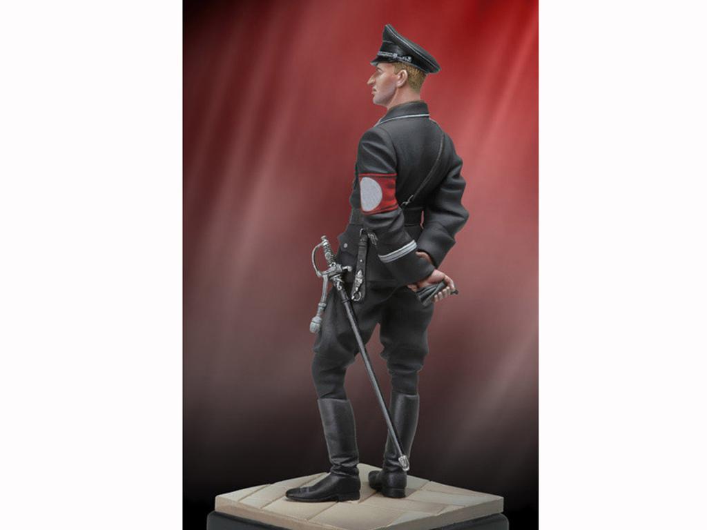 Reinhard Heydrich, 1937 (Vista 3)