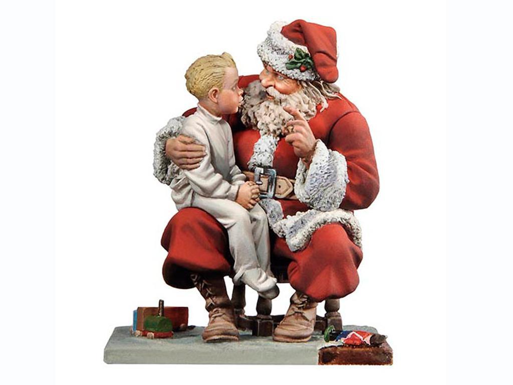 El consejo de Papá Noel (Vista 1)