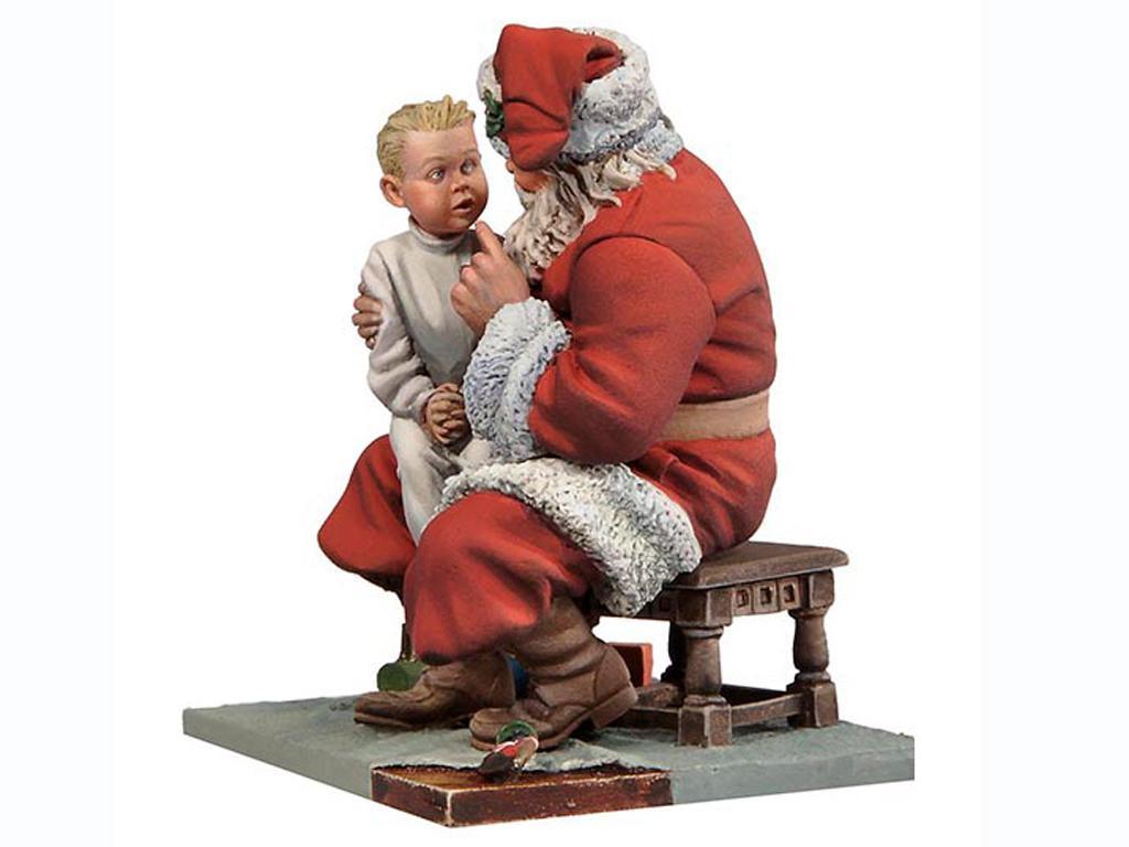 El consejo de Papá Noel (Vista 2)