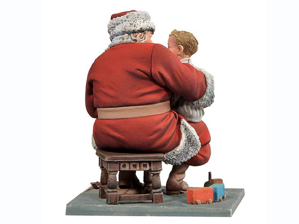 El consejo de Papá Noel (Vista 3)